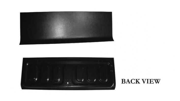 Trap Door Behind Rear Seat Fastback 65-66