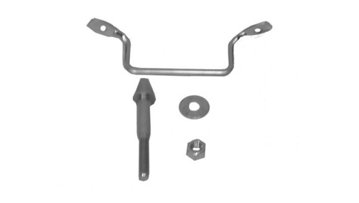 Bonnet Safety Latch Pin Catch 64-66
