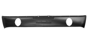 Rear Valance GT (With Exhaust Holes No Reversing Light Hole) 64-66