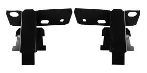 Bumper Bracket in Boot (Pair) 65-66