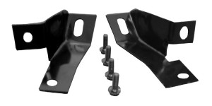 Rear Bumper (Guard) Overider Bracket (Pair) 65-66