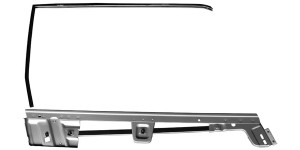 Door Window Frame Kit Convertible