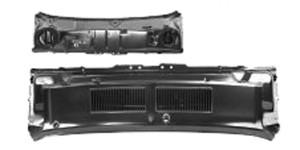 Front Bulkhead/Scuttle Complete 67-68