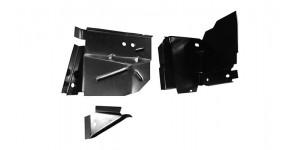 Torque Box Coupe/Fastback L/H 69-70