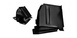 Torque Box Coupe/Fastback R/H 67-70