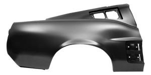 Rear Quarter Panel Fastback L/H 67