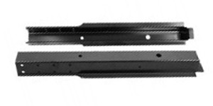Floor To Firewall Support 65-68 (Pair)