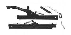 Seat Track Assembly (PR) 64-68