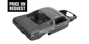 Body Shell Fastback 67-68