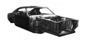 Body Shell Fastback 69