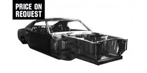 Body Shell Fastback 69